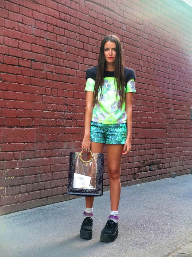 street style: the long and the short of it