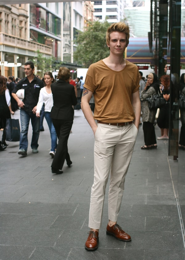 street style: mens style