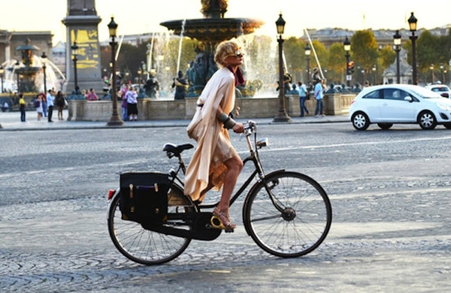 street style: bike style