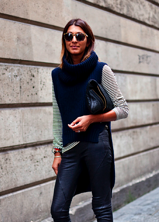 trend: chunky knits