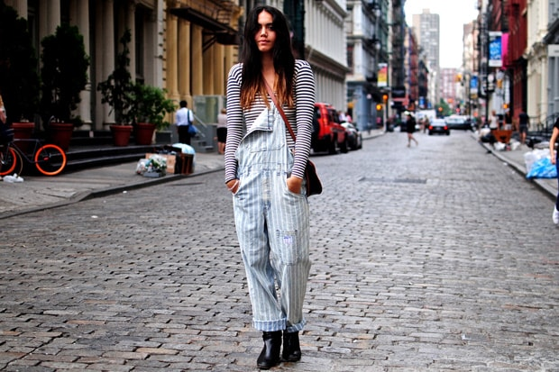 street style: overy'alls