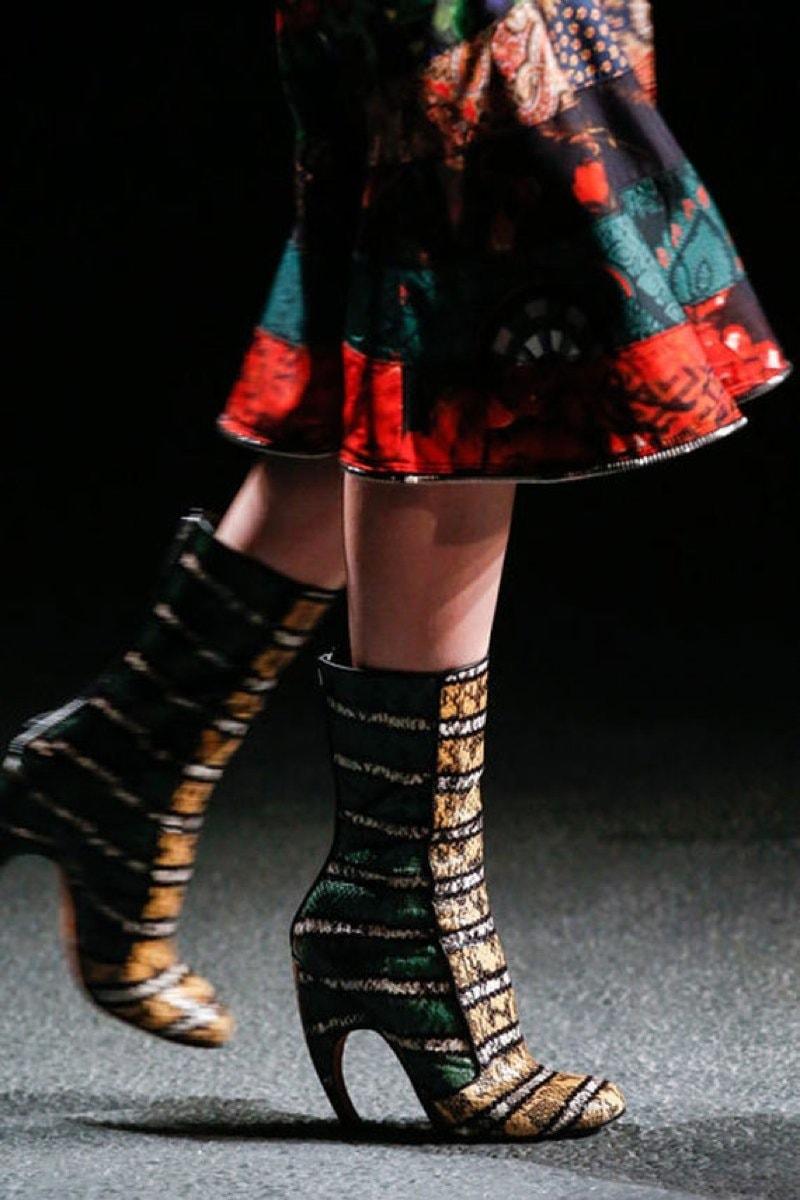 trend: calf boots
