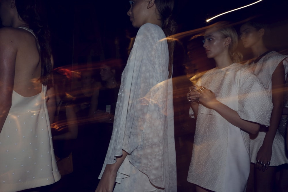 Alice McCall Cruise 13/14 Backstage MBFWA