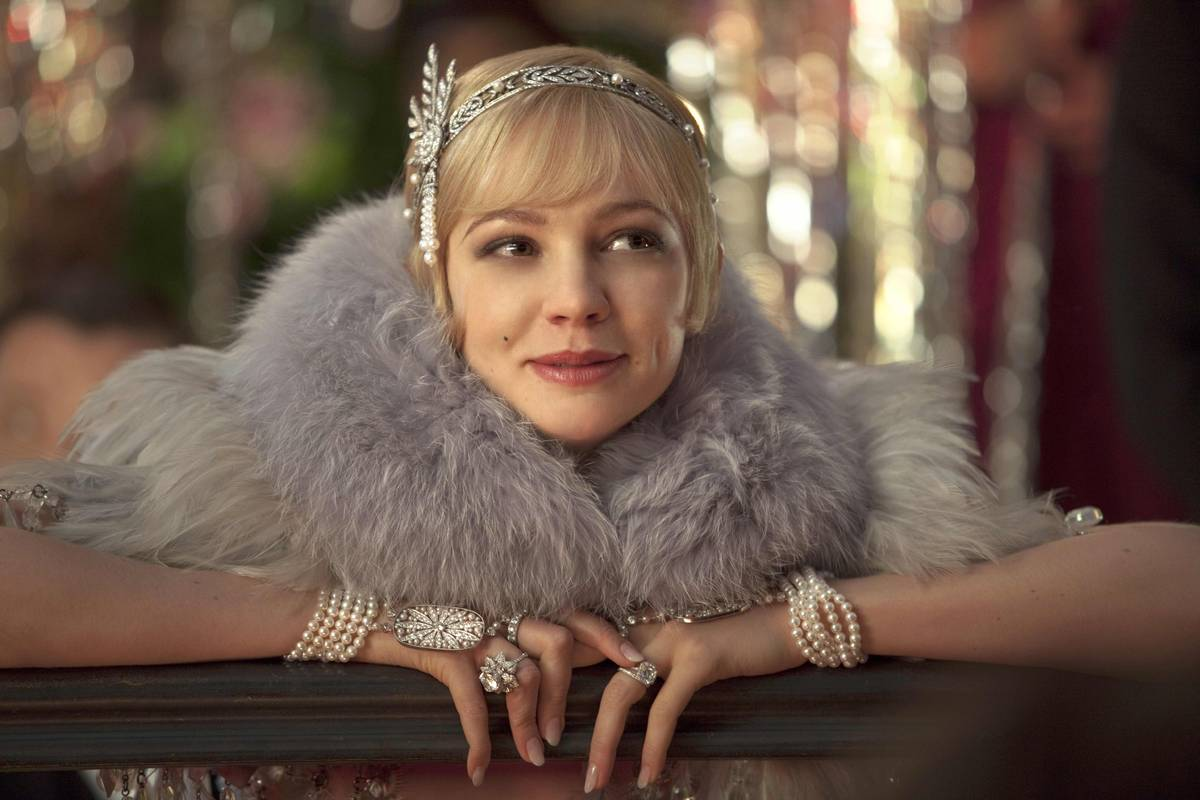 want wednesday: tiffany & co great gatsby savoy headpiece (with detachable brooch).