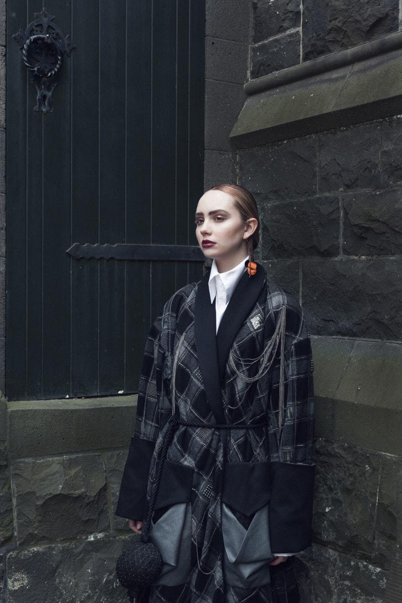 Flaunter Emerging Designers: Amber Reese