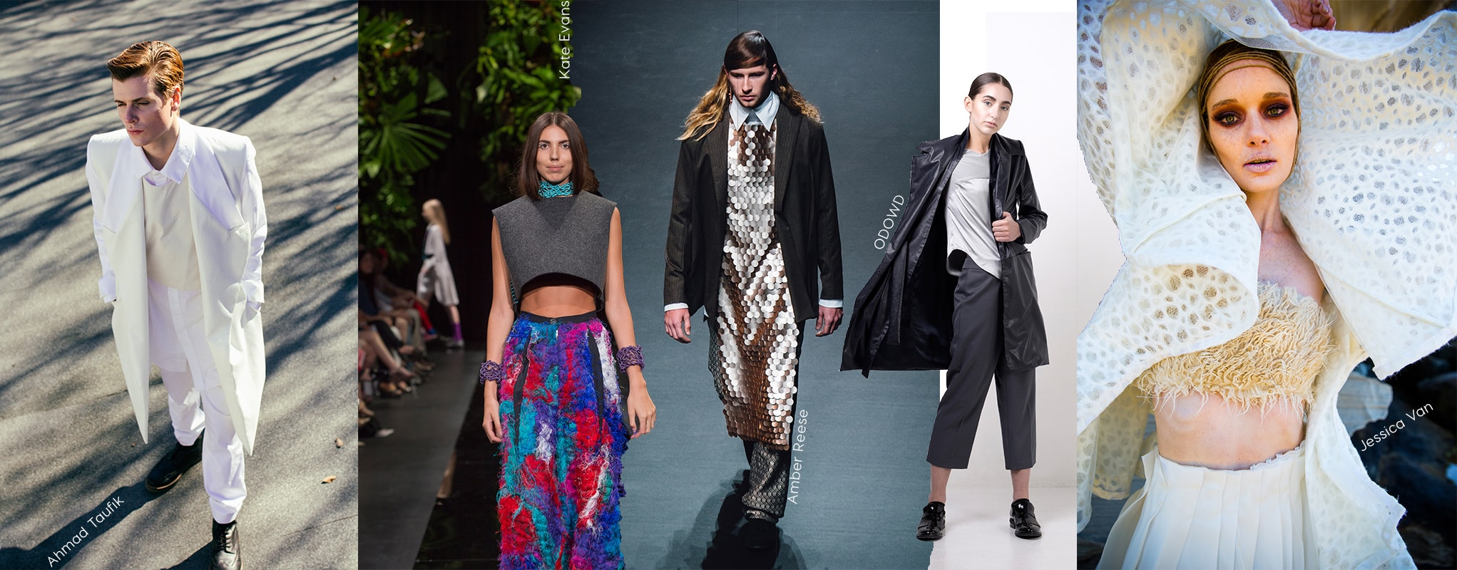 Top 5 Faces to Watch as selected by Emma Freebairn, Sunday Style