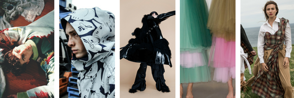 5 Emerging Faces to Watch as selected by Rebecca Khoury, Associate Editor of 10 Magazine