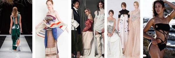 5 Emerging Faces to Watch as selected by Alison Izzo, Digital Editor at Harper's BAZAAR