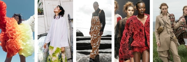 5 Emerging Faces to Watch as Selected by Leah White, Editor of Fashion Journal