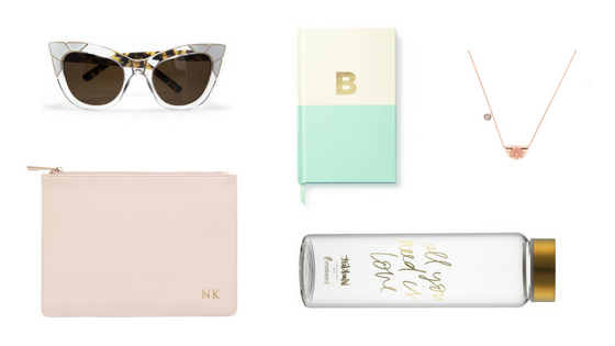Flaunter's Christmas Gift Guide: Summer essentials for the girl who has it all