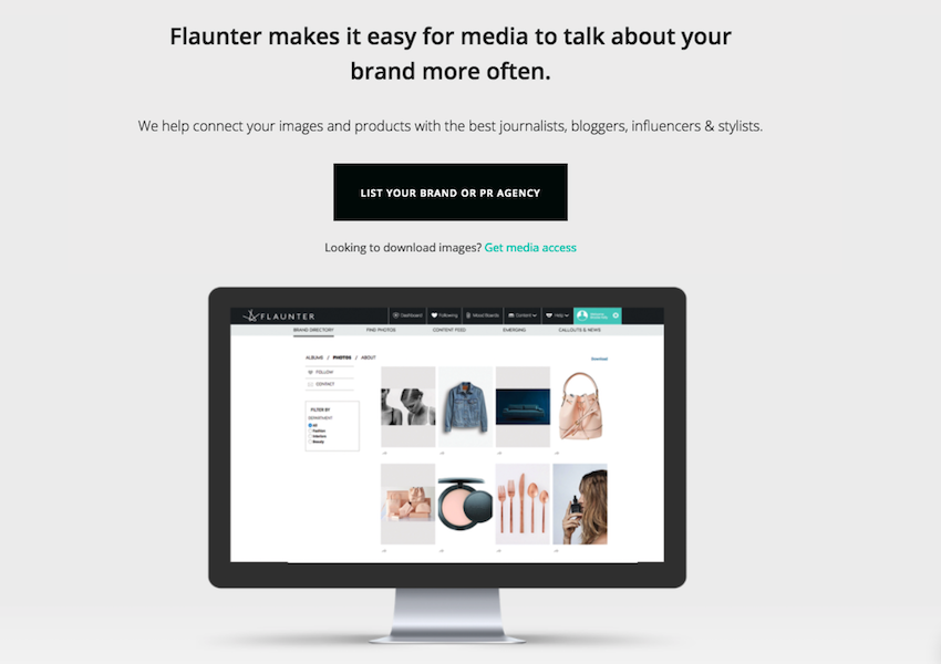 a941d4145d Flaunter-connects-brands-with-media