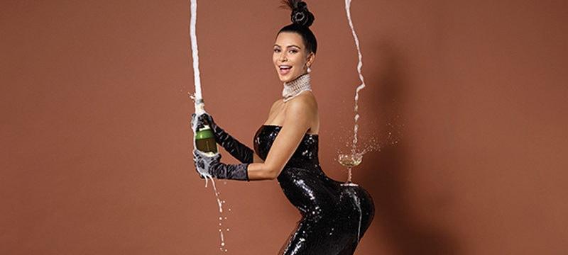 Flaunter - Kim Kardashian