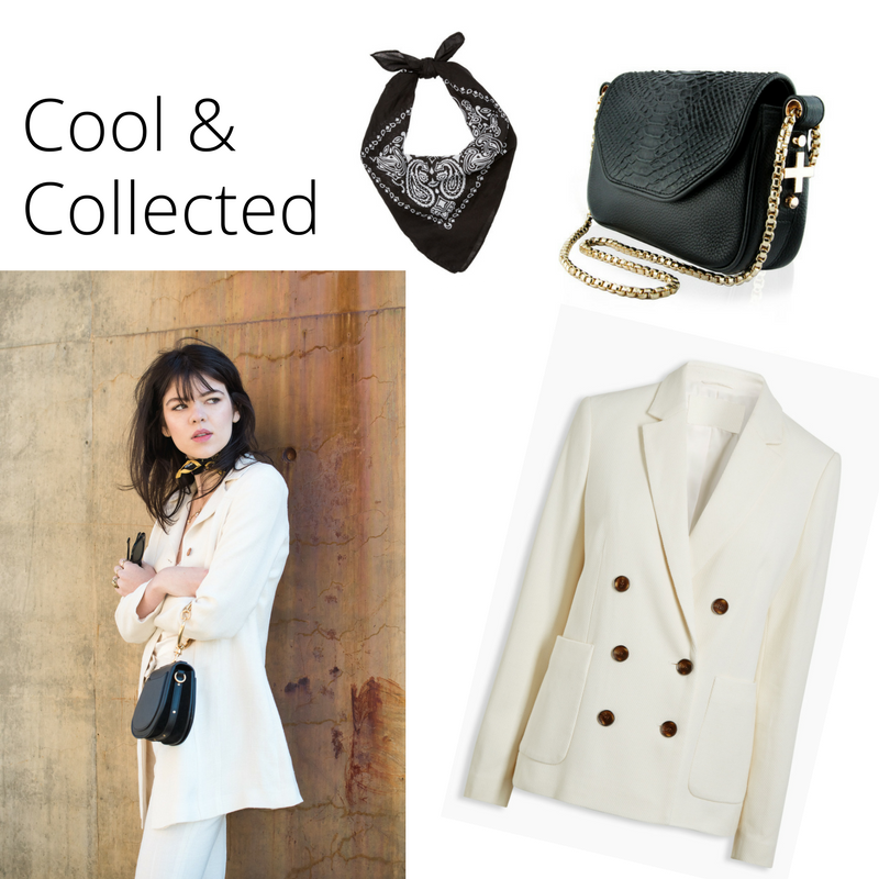 Cool and Collected - Flaunter Street Style