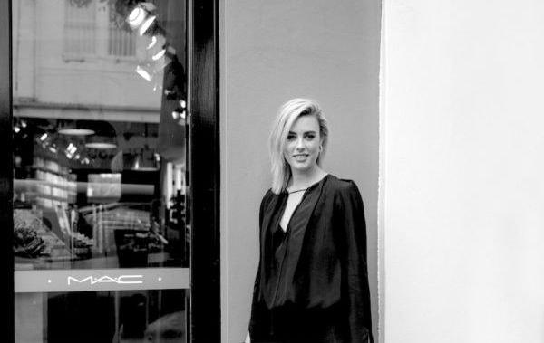 Lauren Platt-Hepworth from M.A.C