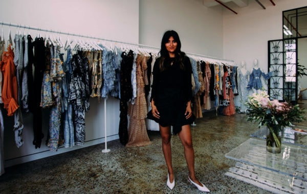 <h1>10 minutes with Sam De Kauwe from alice McCall</h1>