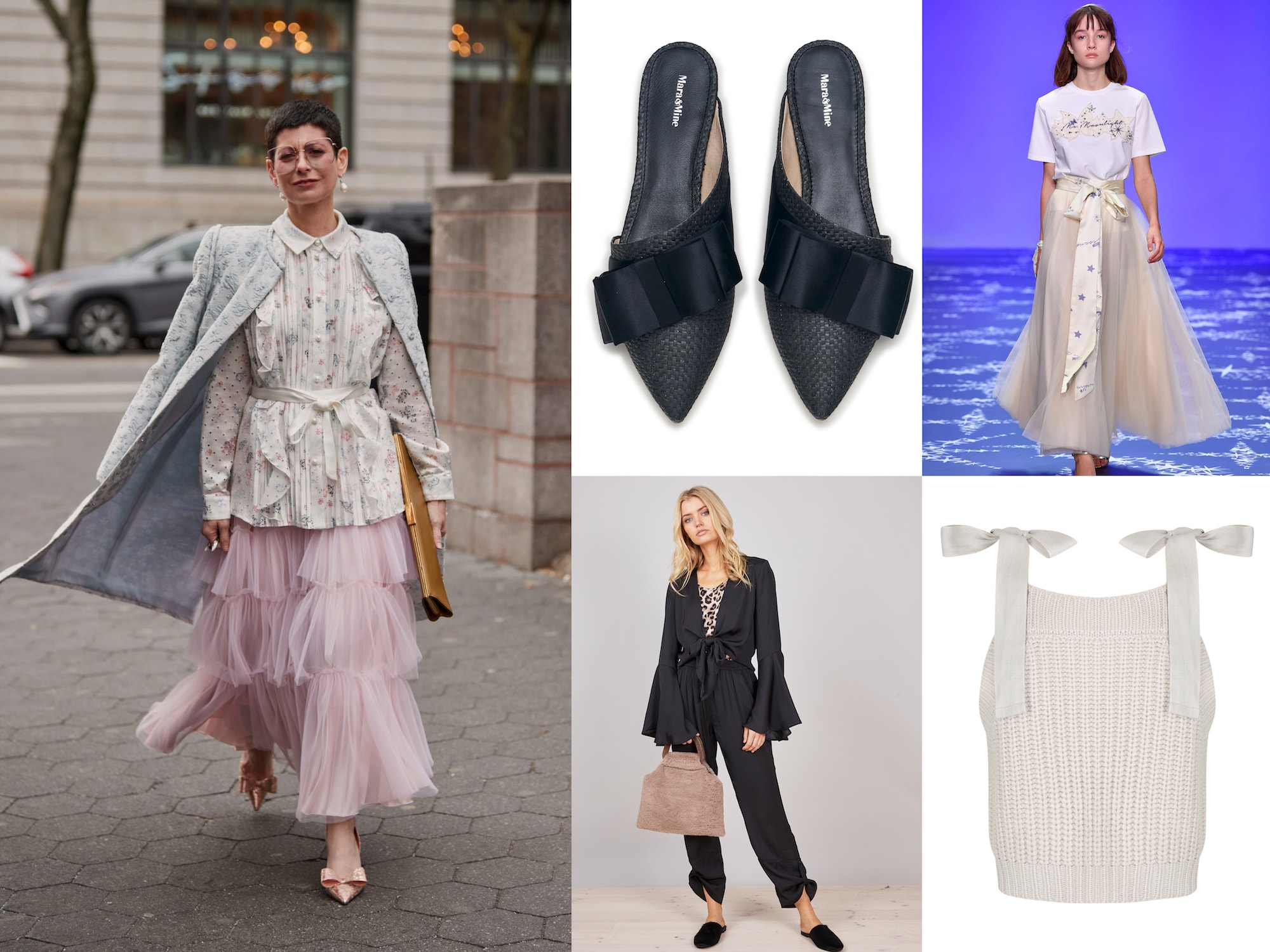 Wearable trends for Autumn 2019 as seen on the streets at