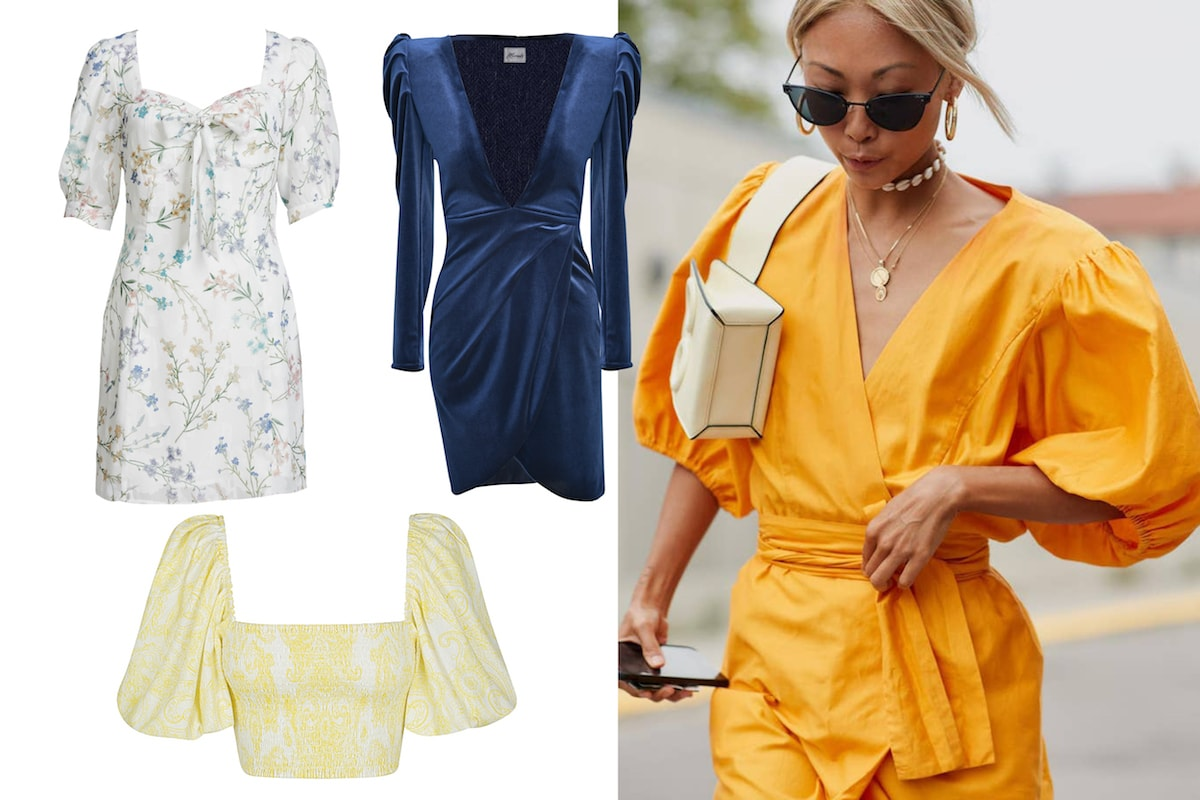 Flaunter-trend-puff-sleeves