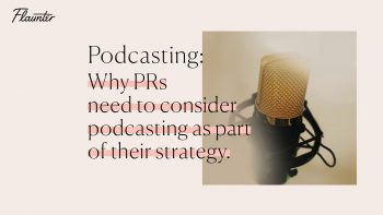 Why PRs should Launch a Podcast